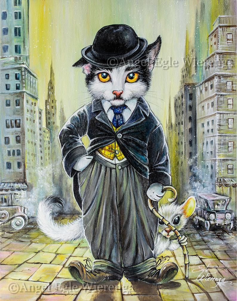 Kitty Chaplin 8x 10 and 11x 14 image 0