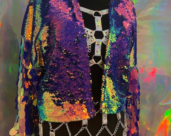 Featured listing image: Purple Haze Jacket