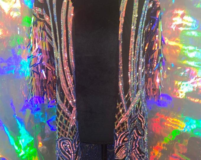 Featured listing image: BoHo Vibe Confetti Jacket