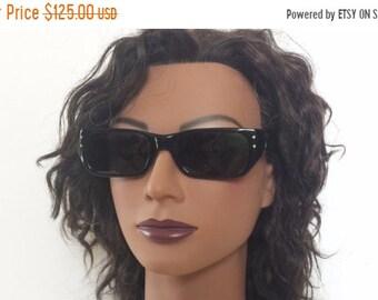 American Optical Sunglasses, 1950s sunglasses,  AO, black sunglasses, Candor Sunglasses, AO sunglasses, Vintage sunglasses