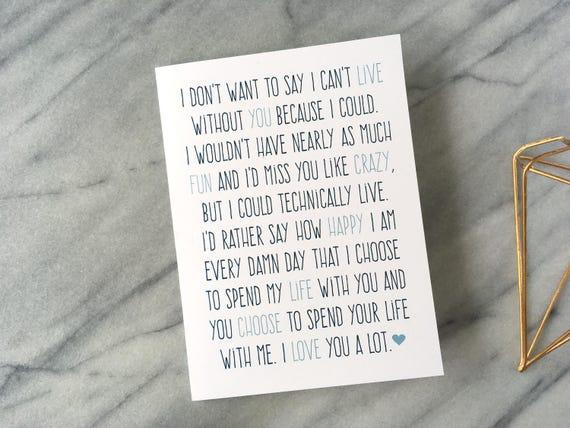Romantic sexy love cards