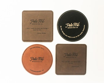 Custom Coasters, Employee Gifts, Promotional Gifts, Wedding Party Gifts, Engraved Wedding Favors, Promotional Items, Housewarming Gifts