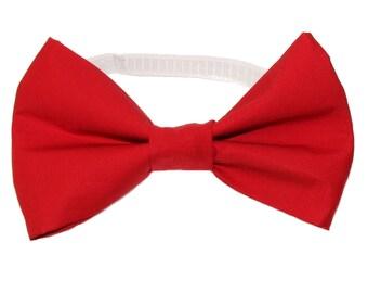 a92a37179663 Giant CLOWN SIZE Cotton Bow Tie | Measures 8