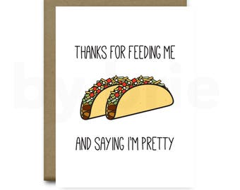 Cards etsy funny taco card funny anniversary card boyfriend funny anniversary card girlfriend funny anniversary card for boyfriend anniversary hus m4hsunfo