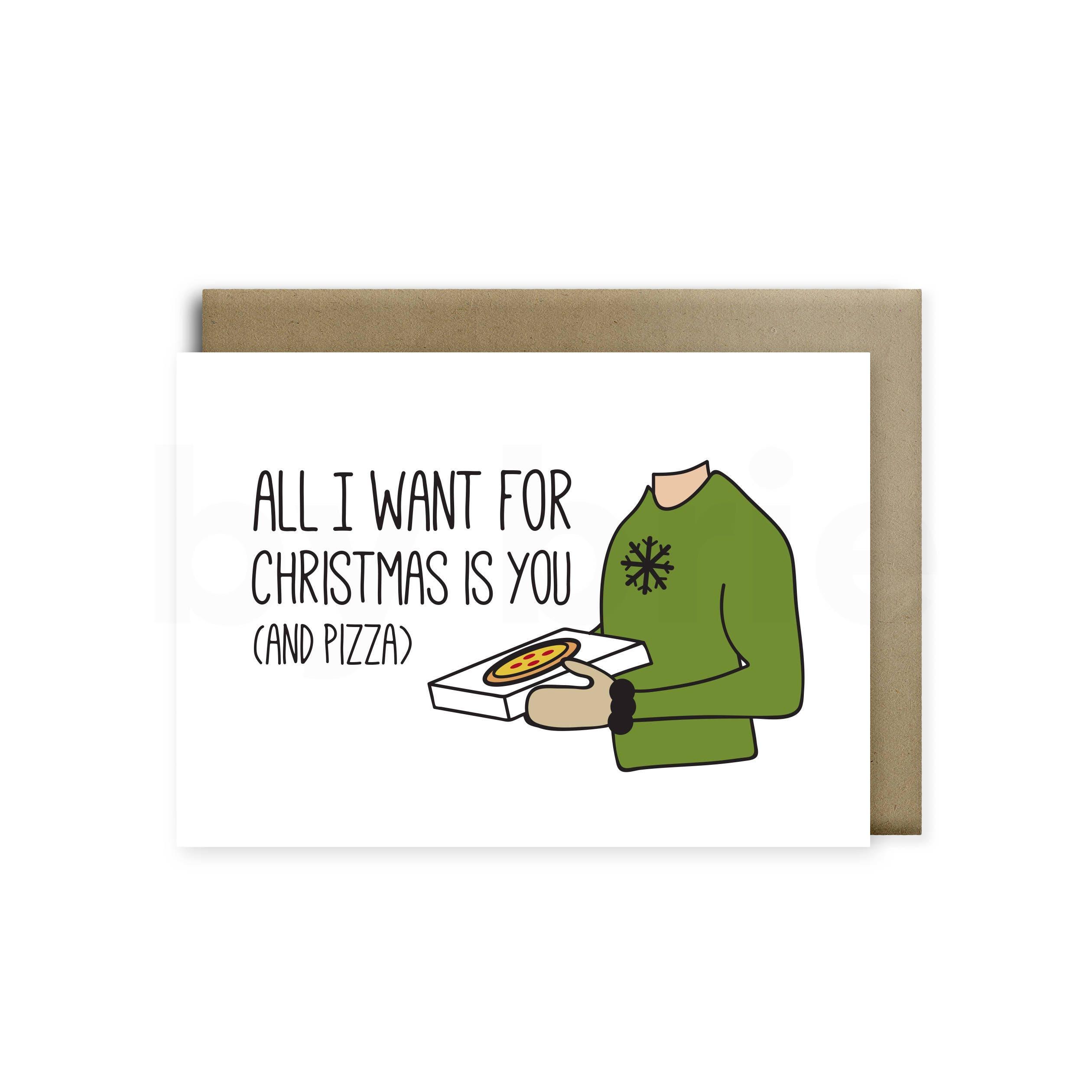 Weihnachtskarten Weihnachtskarten handgemacht lustige | Etsy