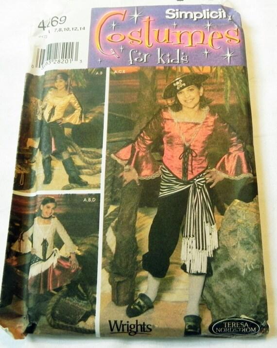 Kinder Kinder Jugendliche Halloween Piraten Weib Kostüm | Etsy