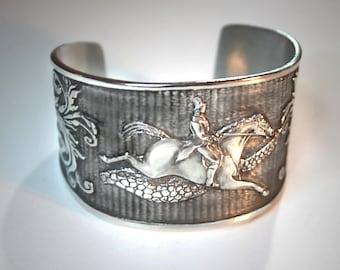 Horse bracelets, The Huntsman cuff bracelet