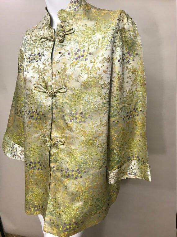 Golden Chinese Jacket