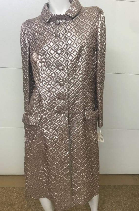 Gorgeous Pauline Trigere Spring Coat