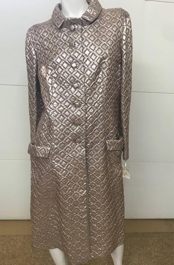 Gorgeous Pauline Trigere Spring Coat