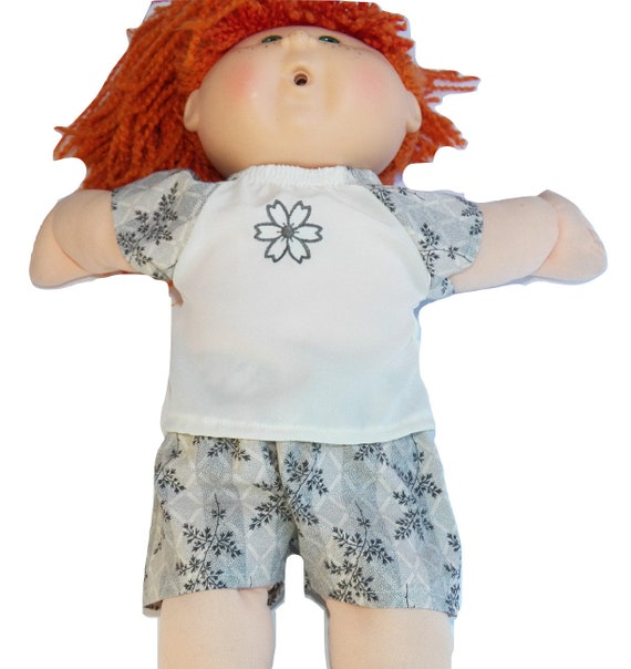 Cabbage Patch Doll Clothes Fits 16 Inch Girl Pink Shorts No Doll