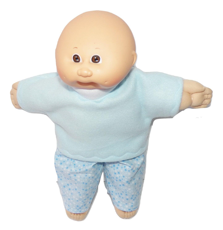 Cabbage Patch Doll Clothes Fits 14 Preemie Boy Green Shamrock Sweatshirt Pants