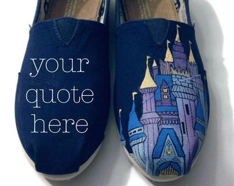 86eb72d60b6 Disney World Inspired TOMS