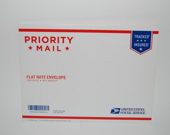 Priority Mail 2-3 day Shipping
