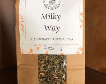 Milky Way Herbal Tea ~ Organic Herbal Tea Blend - Homemade - For Ohio Customers Only