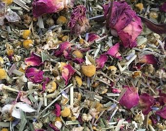 Nourishing Nightie Night ~ Organic Herbal Tea Blend - Homemade  - For Ohio Customers Only