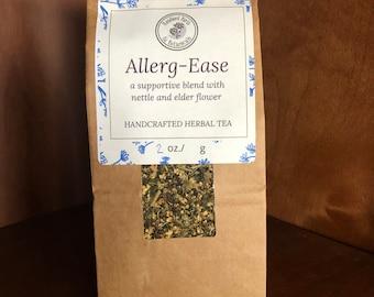 Allerg-Ease Herbal Tea ~ Organic Herbal Tea Blend - Homemade - For Ohio Customers Only