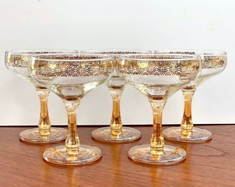 Items similar to Set of 8 Durobor Champagne Coupe / Dessert
