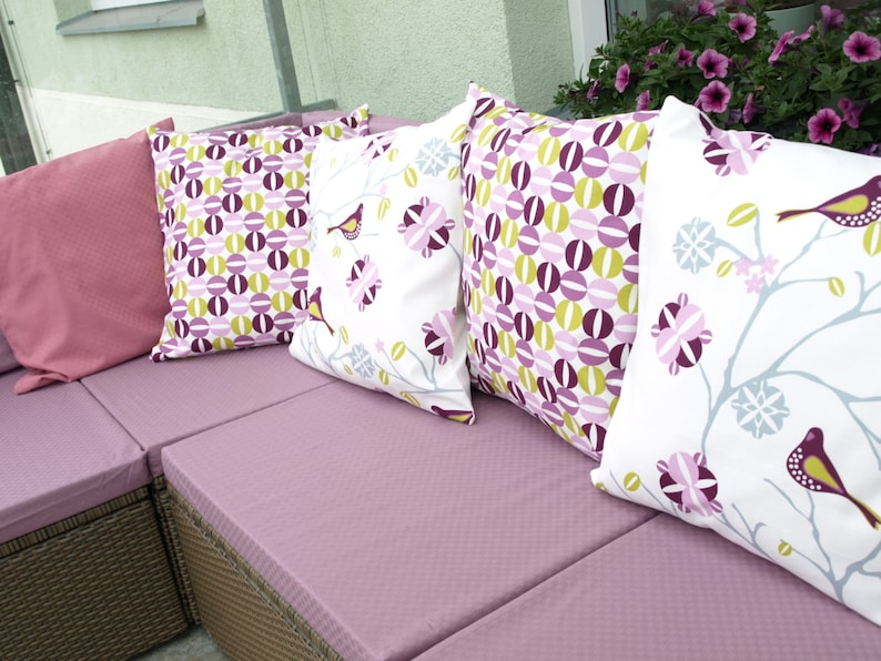 Pillow Cover For Ikea Arholma Outdoor Sofa Seat Pad Back Etsy