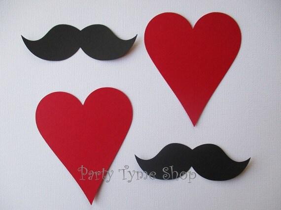 I love moustache s coeur bébé-gilet