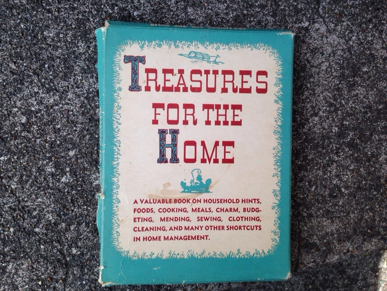Ford Treasury of Favorite Recipes From Famous Eating Places image 0
