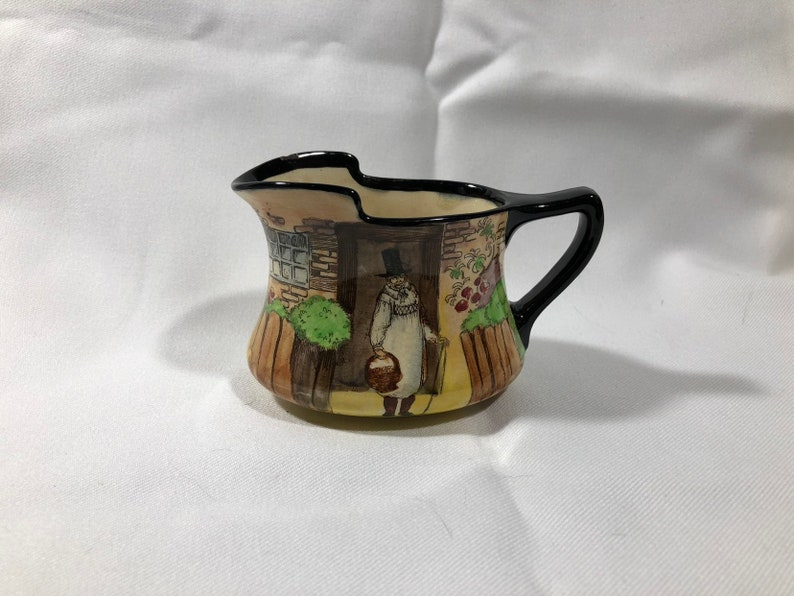 Gaffers Royal Doulton Creamer Cream Pitcher Vintage image 0