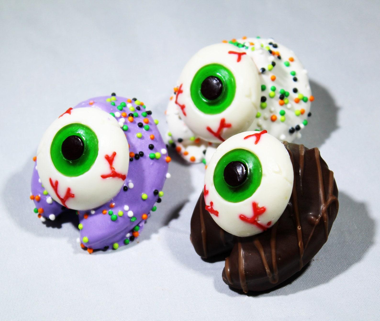 Eyeball Fortune Cookies