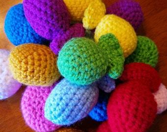 Crochet Cat Nip Toys- Cat Toys- Kitten Toys- Catnip Toys