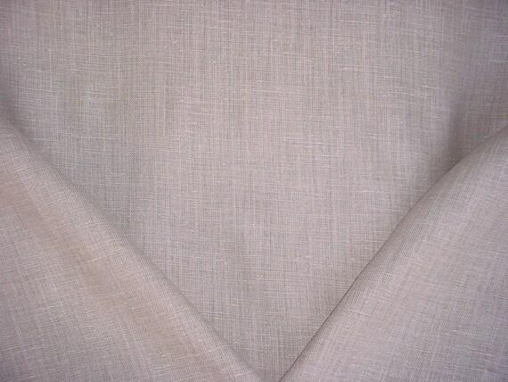 7 1 4 Yards Thibaut W83376 Laundered Linen In Khaki Heavy Etsy