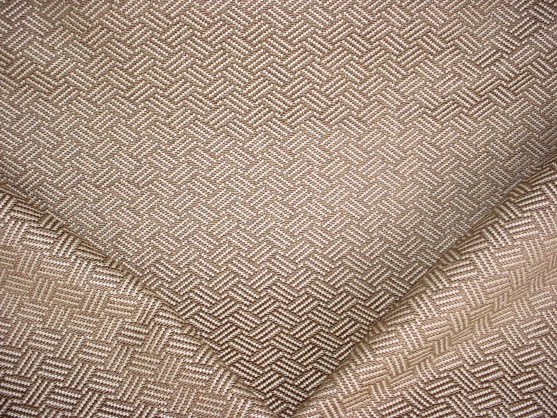 1-38 Yards Osborne /& Little  Lorca MLF2246 Vanini Luxurious Crosshatch Transitional Linen Upholstery Drapery Fabric Free Shipping