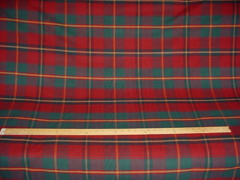 3-1 8 yards Ralph Lauren LCF65363F Colter Falls Plaid in  2383d6f52e9a