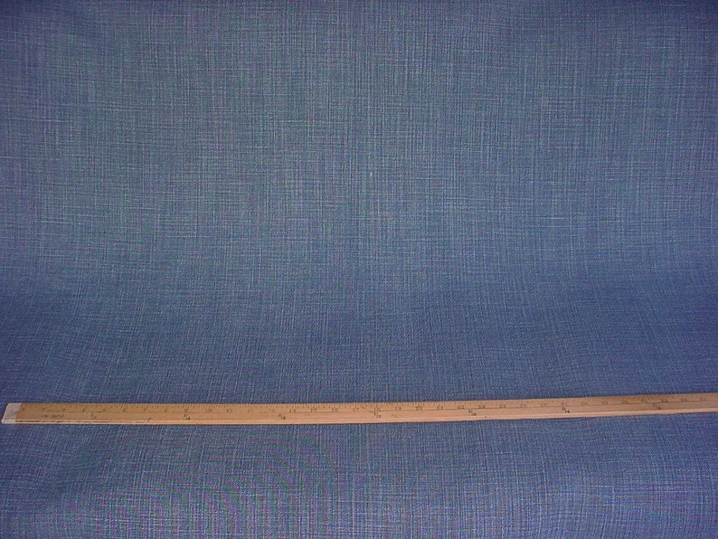 Free Shipping Beautiful Baltic Blue Linen Upholstery Fabric 1-12 yards Kravet Couture 34452 Stone Mason in Denim Below Wholesale