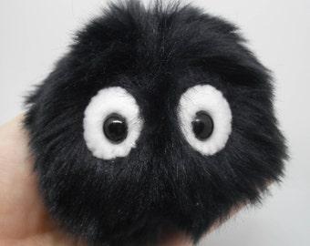 Cute soot sprite susuwatari plushie