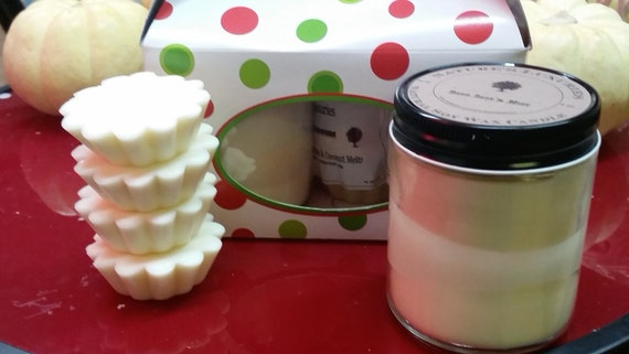 100% Soy Candle & Tarts Gift Set Pick one of my Best Sellers