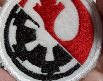 Star Wars: Can't Decide Patches