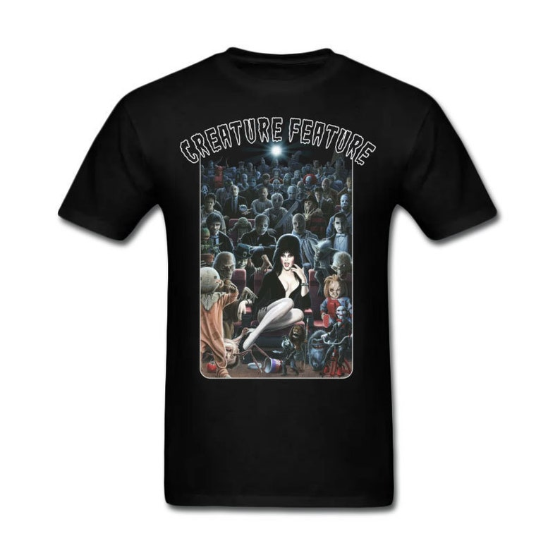 T-Shirt: Creature Feature image 0