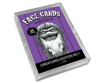 Face Cards: Creatures