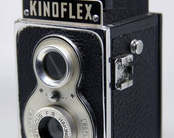 Haking: Kinoflex Super Reflex Vintage Camera