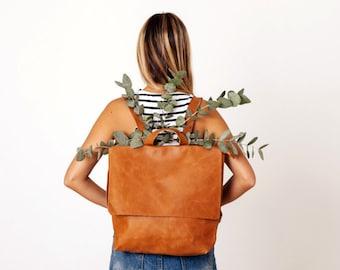 Leather Backpack Women, Laptop Backpack Bag, Leather Diaper Bag, Leather Backpack, Backpack Purse, Personalized Leather Bag, Laptop Bag