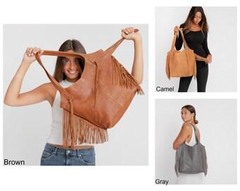 Soft leather bag  fcf81013d77da