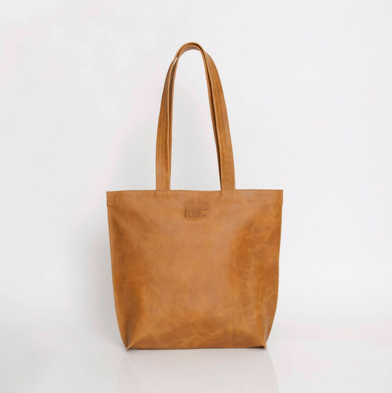 42ee2cc7da Tan Leather Bag Personalized Bag Leather Tote Bag Leather