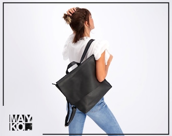 Leather Backpack, Diaper Bag, Back Pack Purse, Woman Leather Backpack, Leather Rucksack, Backpack Leather, Diaper Backpack, Backpack Woman,