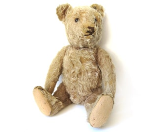 Steiff Original Teddy, double growler, 1949 with button