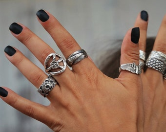 MATTE Black Nail Polish - Vegan - matte nail lacquer for nail art, nail stamping, or wearing alone - one coat coverage - goth makeup - nails