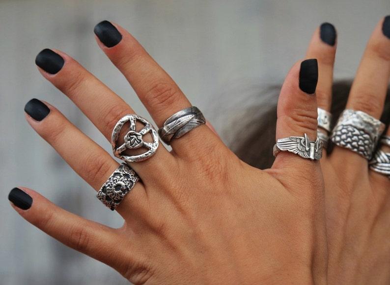 MATTE Black Nail Polish Vegan matte nail lacquer for nail   Etsy