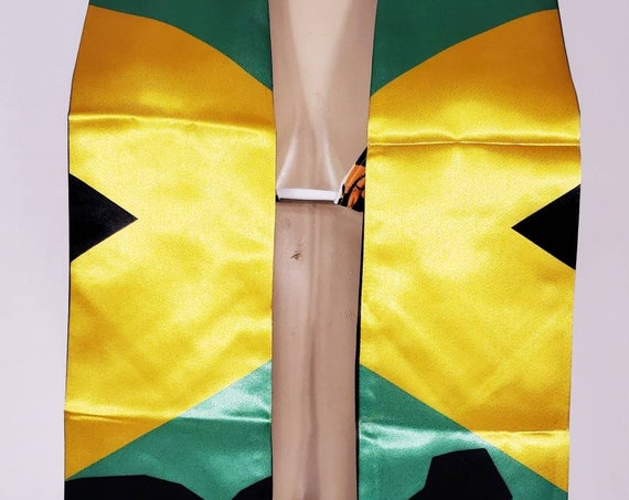 Jamaica Graduation Stoles- (Stash)