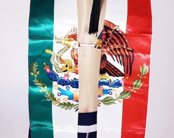 Mexico Graduation stoles/sash