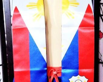 scarpe classiche stili diversi in vendita all'ingrosso Filipino graduation stole   Etsy