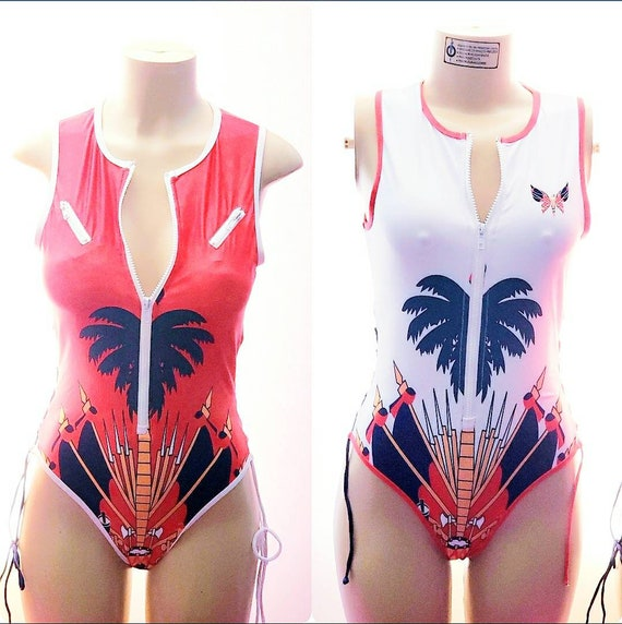 Haiti bathing suit