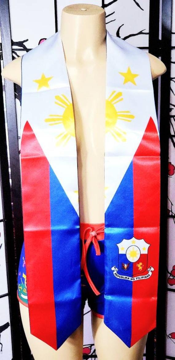 Philippines Graduation Stoles